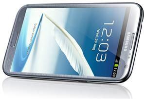 Samsung Galaxy Note 2 N7100 16GB Android grau (Art.-Nr. 90480584) - Bild #4
