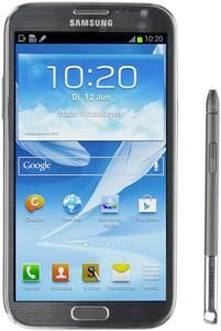 Samsung Galaxy Note 2 N7100 16GB Android grau (Art.-Nr. 90480584) - Bild #1