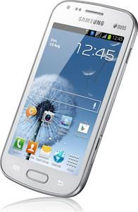 Samsung Galaxy S Duos S7562 Android pure white (Art.-Nr. 90481120) - Bild #3