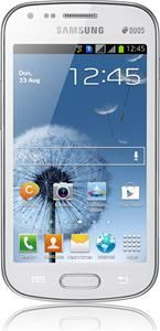 Samsung Galaxy S Duos S7562 Android pure white (Art.-Nr. 90481120) - Bild #2