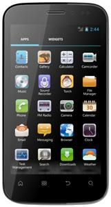 Mobistel Cynus T1 Google Android, Smartphone  in black  with 4.0 GB storage