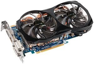 Gigabyte GeForce GTX660 OC 2GB DDR5 OC-Edition (Article no. 90481781) - Picture #1
