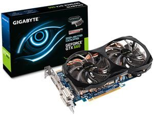 Gigabyte GeForce GTX660 OC 2GB DDR5 OC-Edition (Article no. 90481781) - Picture #2
