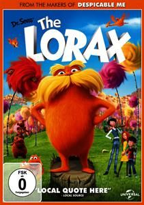 Lorax, Der , (Art.-Nr. 90483035) - Bild #1