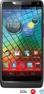 Motorola RAZR i 8GB Android schwarz (Art.-Nr. 90483100) - Bild #1