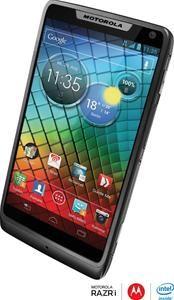 Motorola RAZR i 8GB Android schwarz (Art.-Nr. 90483100) - Bild #4
