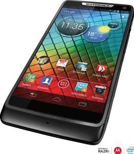 Motorola RAZR i 8GB Android schwarz (Art.-Nr. 90483100) - Bild #2