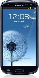Samsung Galaxy S3 i9300 16GB Android schwarz (Art.-Nr. 90483202) - Bild #1