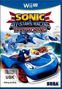 Sonic All-Stars Racing Transformed Limited Edition für Nintendo Wii U (Art.-Nr. 90483373) - Bild #1