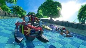 Sonic All-Stars Racing Transformed Limited Edition für Nintendo Wii U (Art.-Nr. 90483373) - Bild #2