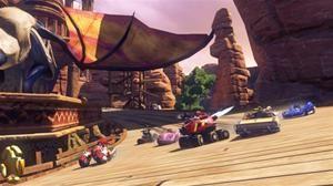 Sonic All-Stars Racing Transformed Limited Edition für Nintendo Wii U (Art.-Nr. 90483373) - Bild #4
