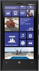Nokia Lumia 920 WP8 schwarz (Art.-Nr. 90483504) - Bild #2