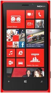 Nokia Lumia 920 WP8 rot (Art.-Nr. 90483507) - Bild #1