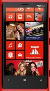 Nokia Lumia 920 WP8 rot (Art.-Nr. 90483507) - Bild #3