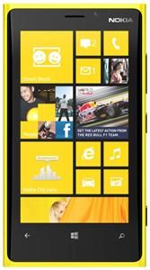 Nokia Lumia 920 WP8 gelb (Art.-Nr. 90483508) - Bild #1