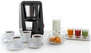 Philips HD 7688/50 Kaffeemaschine schwarz/silber (Article no. 90484923) - Picture #4
