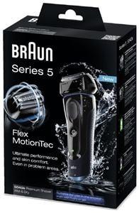 Braun Series 5 5040s Wet&Dry Rasierer schwarz (Art.-Nr. 90485069) - Bild #5
