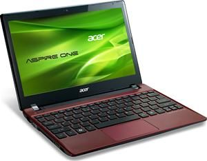 Acer Aspire One 756 rot  , (Article no. 90485262) - Picture #1