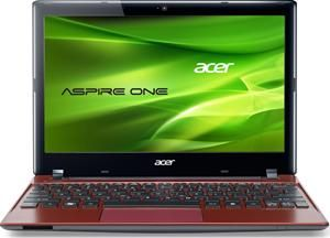 Acer Aspire One 756 rot  , (Article no. 90485262) - Picture #2