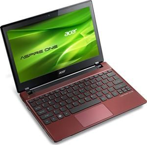 Acer Aspire One 756 rot  , (Article no. 90485262) - Picture #4