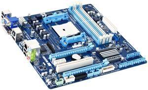 Gigabyte GA-F2A75M-D3H Sockel FM2 M-ATX (Арт. № 90486000) - Изображение #1