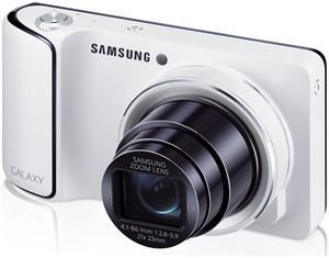 Samsung Galaxy Camera EU weiß (Art.-Nr. 90486129) - Bild #1