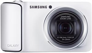 Samsung Galaxy Camera EU weiß (Art.-Nr. 90486129) - Bild #2