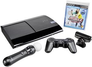 Sony PlayStation 3 SuperSlim 500 GB Move Starter Pack + Sports Champions 2 (Art.-Nr. 90486272) - Bild #4