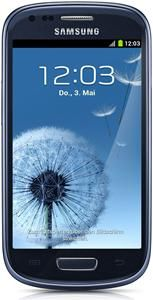 Samsung Galaxy S3 mini 8GB Android blau (Art.-Nr. 90486877) - Bild #1