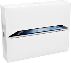 Apple iPad Wi-Fi 16GB iOS schwarz (Art.-Nr. 90488661) - Bild #2
