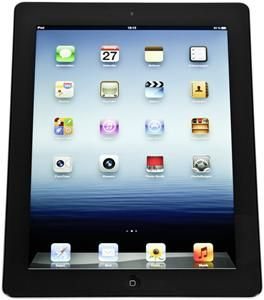 Apple iPad Wi-Fi 16GB iOS schwarz (Art.-Nr. 90488661) - Bild #3