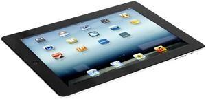 Apple iPad Wi-Fi 16GB iOS schwarz (Art.-Nr. 90488661) - Bild #4