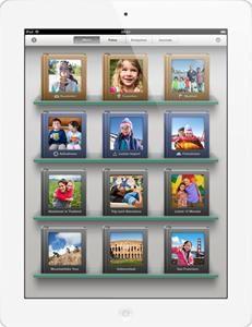 Apple iPad Wi-Fi 16GB iOS weiß (Art.-Nr. 90488664) - Bild #1
