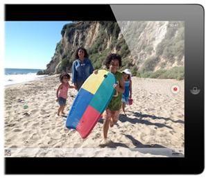 Apple iPad Wi-Fi + Cellular 64GB iOS schwarz (Art.-Nr. 90488669) - Bild #2