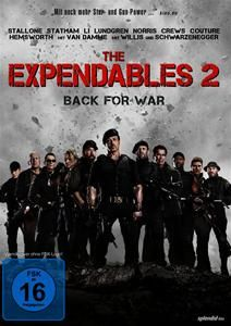 Expendables 2, The - Back for War , (Art.-Nr. 90490159) - Bild #1