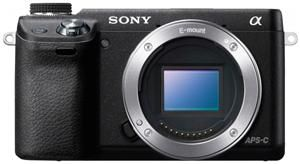 Sony NEX-6 Body (Art.-Nr. 90490579) - Bild #1