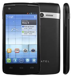 Alcatel One Touch 992D schwarz (Article no. 90490962) - Picture #1