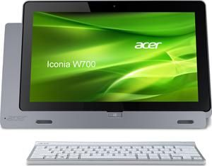 Acer Iconia Tab W700-323b4G06as 64GB W8 inkl. Dock  , (Art.-Nr. 90491018) - Bild #2