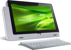 Acer Iconia Tab W700-53314G12as 128GB W8 inkl. Dock (Art.-Nr. 90491019) - Bild #1