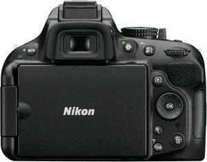 Nikon D5200 Body schwarz (Art.-Nr. 90491023) - Bild #4