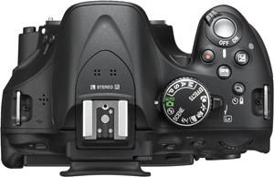Nikon D5200 Body schwarz (Art.-Nr. 90491023) - Bild #2