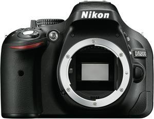 Nikon D5200 Body schwarz (Art.-Nr. 90491023) - Bild #5