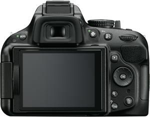 Nikon D5200 Body schwarz (Art.-Nr. 90491023) - Bild #3