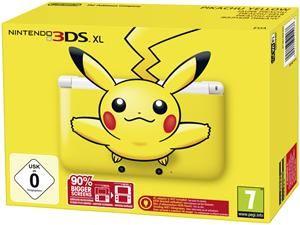 Nintendo 3DS XL Pikachu Edition gelb (Art.-Nr. 90491241) - Bild #1