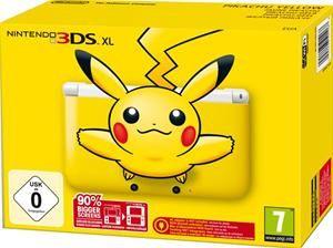 Nintendo 3DS XL Pikachu Edition gelb (Art.-Nr. 90491241) - Bild #2