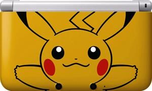 Nintendo 3DS XL Pikachu Edition gelb (Art.-Nr. 90491241) - Bild #4