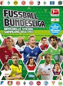Bundesliga-Sticker 2012/2013 Album (Article no. 90491572) - Picture #1