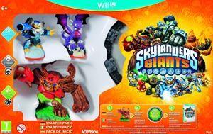 Skylanders: Giants Starter Pack Wii U inkl. 3 Figuren + Portal + Spiel (Art.-Nr. 90492359) - Bild #1