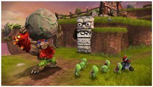 Skylanders: Giants Starter Pack Wii U inkl. 3 Figuren + Portal + Spiel (Art.-Nr. 90492359) - Bild #4