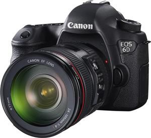 Canon EOS 6D EF 24-105mm 4.0 L IS USM